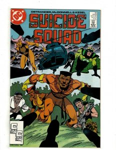 12 Suicide Squad DC Comics # 24 32 33 34 35 36 37 38 39 40 Annual 1 1 Batman HG3