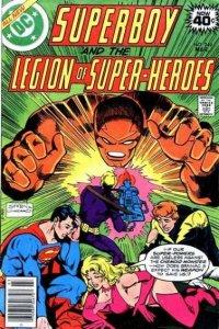 Superboy (1949 series) #249, VF+ (Stock photo)
