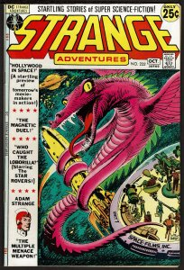 Strange Adventures #232 (Sep-Oct 1971, DC) 7.5 VF-