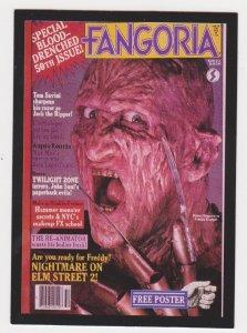 1992 Fangoria Card #22