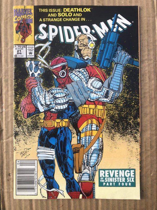 Spider-Man #21 (1992)