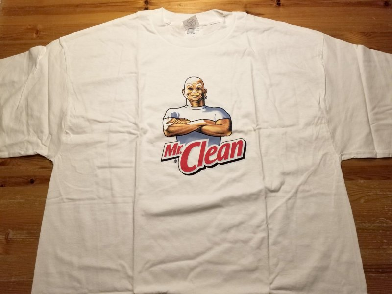 Classic Mr Clean T-Shirt XL NOS