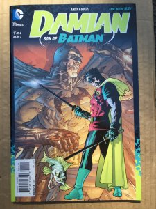 Damian: Son of Batman #1 (2013)