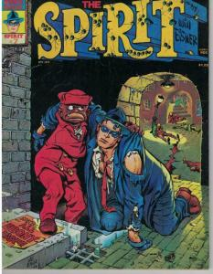 SPIRIT (WARREN/KITCHEN SINK) 7 April 1975 VG-F 8 Storie