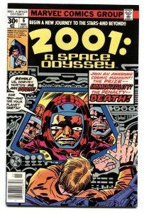 2001 #6-comic book-JACK KIRBY ART-1977-MARVEL NM