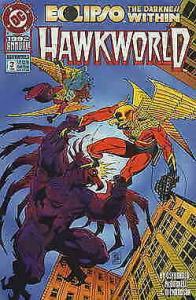 Hawkworld Annual #3 VF/NM; DC | save on shipping - details inside