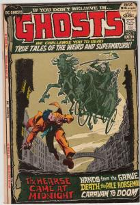 Ghosts #5 (Jun-72) VF/NM High-Grade