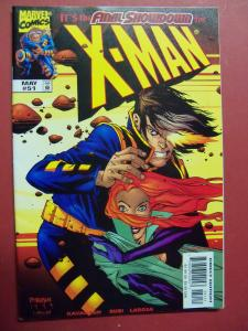 X-MAN #51  (9.0 to 9.2 or better)  MARVEL COMICS