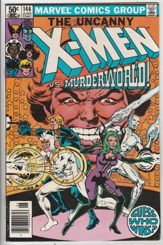 X-Men #146 (Jun-81) VF/NM High-Grade X-Men