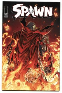 SPAWN #256 2014 Low print run great cover NM-
