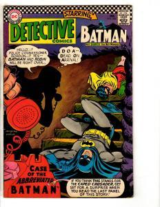 Detective Comics # 360 FN DC Comic Book Feat. Batman Joker Robin Catwoman JG9