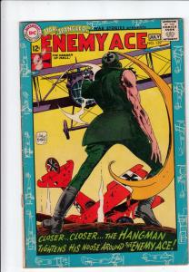 Star Spangled War Stories #139 (Jul-68) VG/FN+ Mid-Grade Enemy Ace