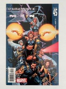 Ultimate X-Men #45 New Mutants Part 5 (2001 Marvel Comics) NM