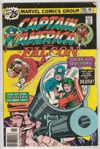 Captain America #198 (Jun-76) FN/VF+ High-Grade Captain America