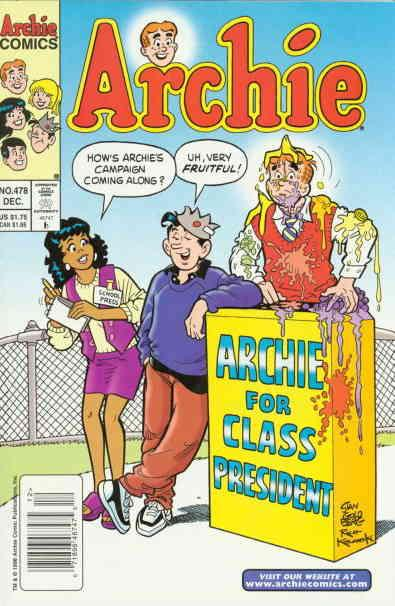 Archie #478 VF/NM; Archie | save on shipping - details inside