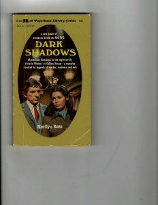 3 Books Dark Shadows Beyond the Galactic Rim The Secret of Sinharat JK27