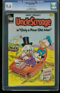 UNCLE SCROOGE #195 WHITMAN CGC GRADED 9.6- CARL BARKS 0909925002