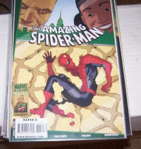 Amazing Spider-Man # 615  the gauntlet- sandman  high grade