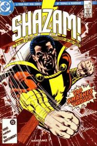 Shazam! The New Beginning #4, VF+ (Stock photo)