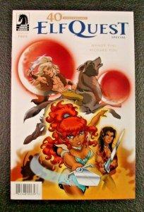 Elf Quest Special 40th Anniversary Ashcan Free Dark Horse Comics NM