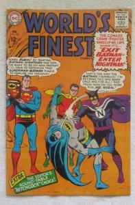 World's Finest Comics #155 (Feb 1966, DC) Curt Swan pencils VF- 7.5