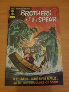 Brothers of the Spear #8 ~ VERF FINE VF ~ (1974, Western Publishing Comics)