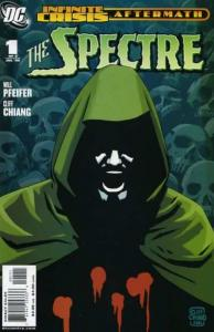 Crisis Aftermath: The Spectre #1, NM (Stock photo)