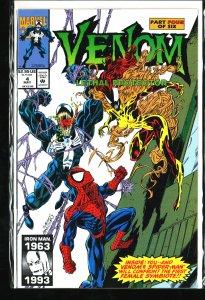 Venom: Lethal Protector #4 (1993)