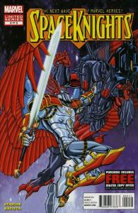 Spaceknights CS #2 VF/NM; Marvel | save on shipping - details inside