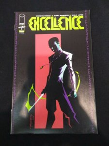 Excellence #1 THIRD PRINT VARIANT Skybound Image Comics Hot Series!