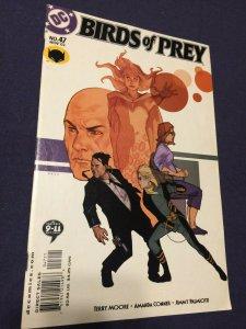 Birds of Prey #47 NM DC Comics (2002)