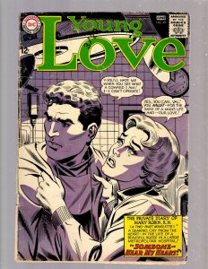 Young Love # 49 VG DC Silver Age Comic Book Doctor Nurse Medical Cover JK7