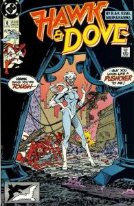 Hawk and Dove (3rd Series) #8 VF; DC   save on shipping - details inside
