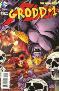 Flash, The (4th Series) #23.1A VF/NM; DC   save on shipping - details inside