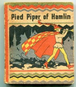 Pied Piper of Hamlin Wee Little Book 1934- VG