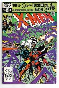 The Uncanny X-Men #154 (1982) FN