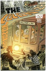 COLONIZED #3, NM, Zombies, Aliens, Dave Sim, 2013, IDW, more Sci-Fi in store