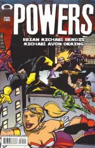 Powers (2000 series) #35, NM + (Stock photo)