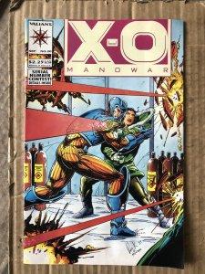 X-O Manowar #20 (1993)