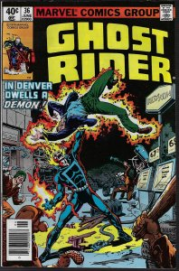 Ghost Rider #36 (Marvel, 1979) NM