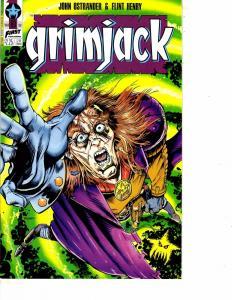 Lot Of 3 Grimjack First Comic Books #1 80 81 Superman Batman WT10