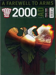 2000 A.D. #1685 VF; Fleetway Quality | save on shipping - details inside
