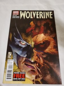 Wolverine 310 Near Mint  Cover by Simone Bianchi