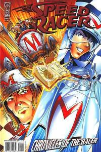 Speed Racer: Chronicles of the Racer #4, NM- (Stock photo)