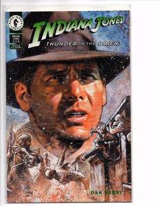 Dark Horse Comics Indiana Jones: Thunder in the Orient #2 Dan Barry Story & Art