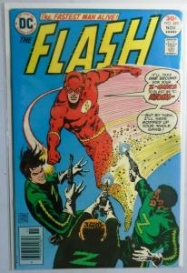 Flash (1st Series DC) #245, 5.0 (1976)
