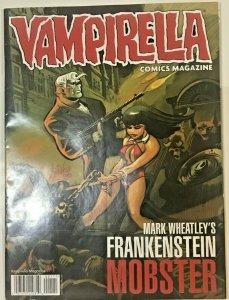 VAMPIRELLA COMICS MAGAZINE#1 VF/NM 2003 HARRIS MAGAZINE  (COVER E)