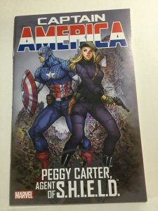 Captain America Peggy Carter Agent Of Shield Nm Near Mint Marvel Comics