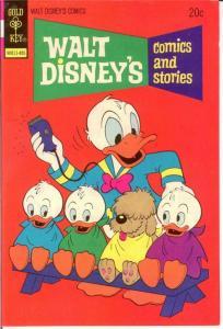 WALT DISNEYS COMICS & STORIES 404 VF May 1974 COMICS BOOK