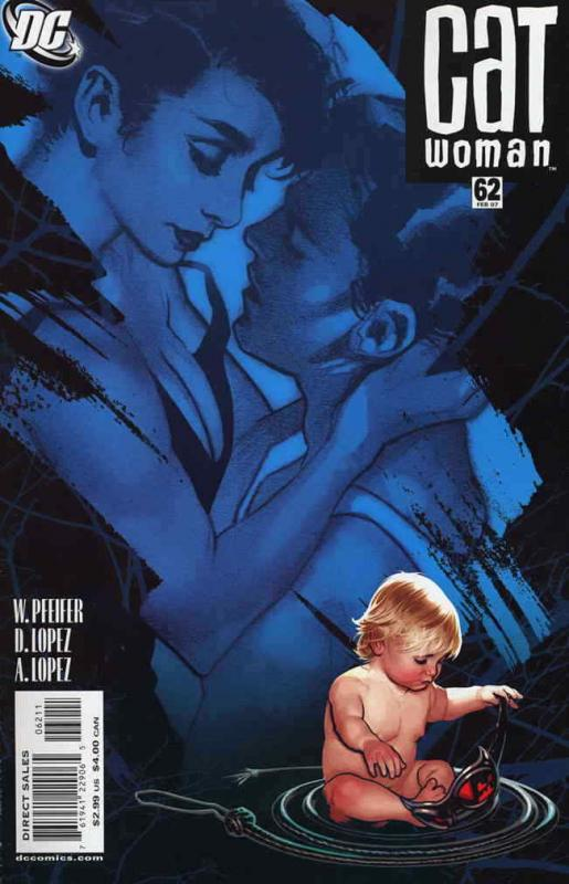 Catwoman (3rd Series) #62 FN; DC | save on shipping - details inside